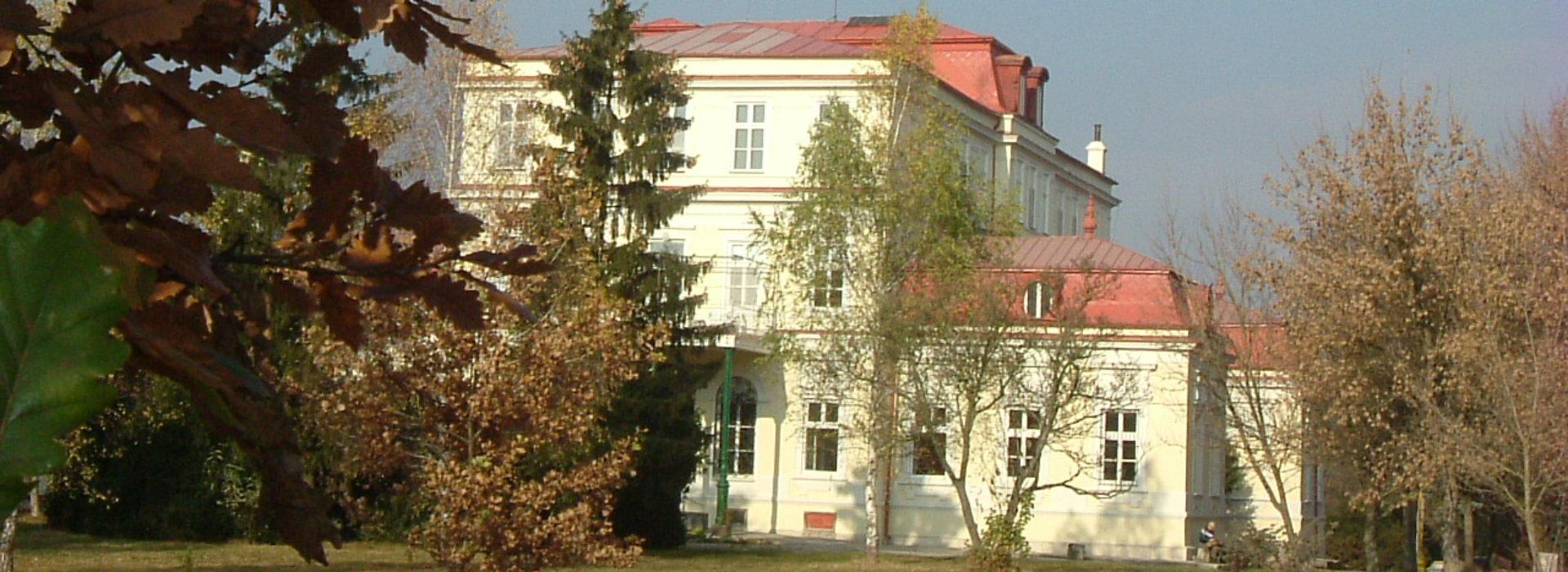 Domov sociálnych služieb pre dospelých v Moravskom Svätom Jáne